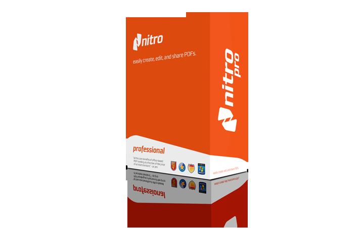 nitro pdf serial number free