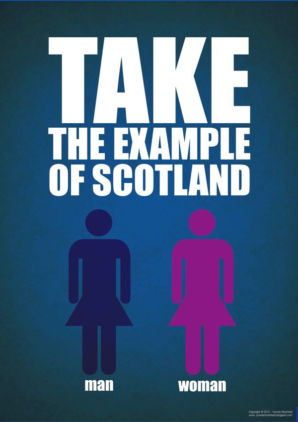 Gender Equality Quotes Take The Example Of Scotland#askhermore Gender Equalityyounes