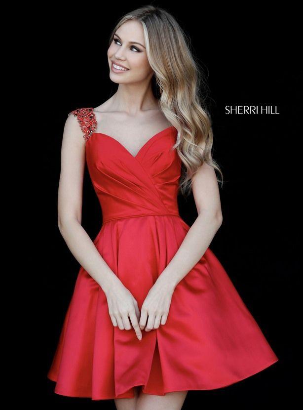 fdff5a669 Vestidos para damas de quinceañeras 2017 Sherri Hill