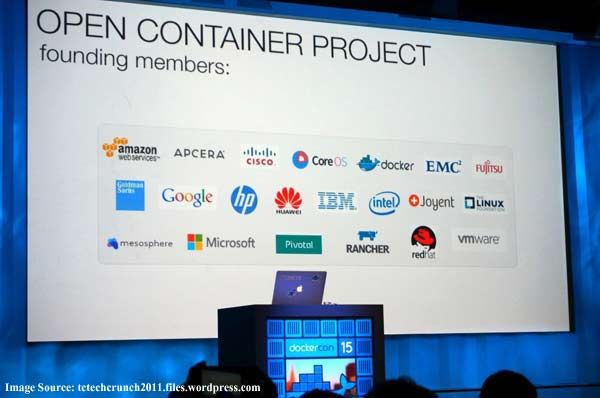 Google Amazon And Microsoft Join Forces For Container Project Glozine Com Microsoft Linux Ibm