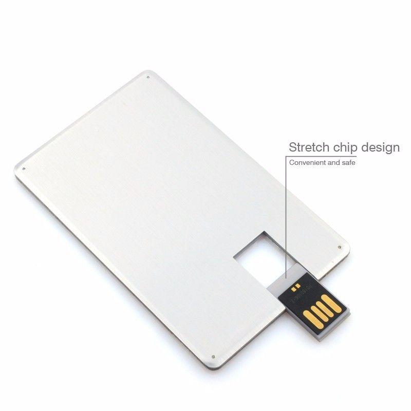 oem business card usb flash drive custom metal business cards usb ...