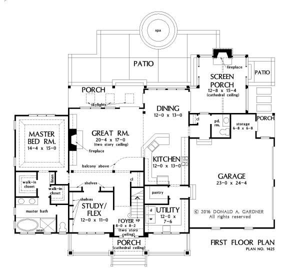 The Galway 1425 Is Now Available! The Floorplan Matches