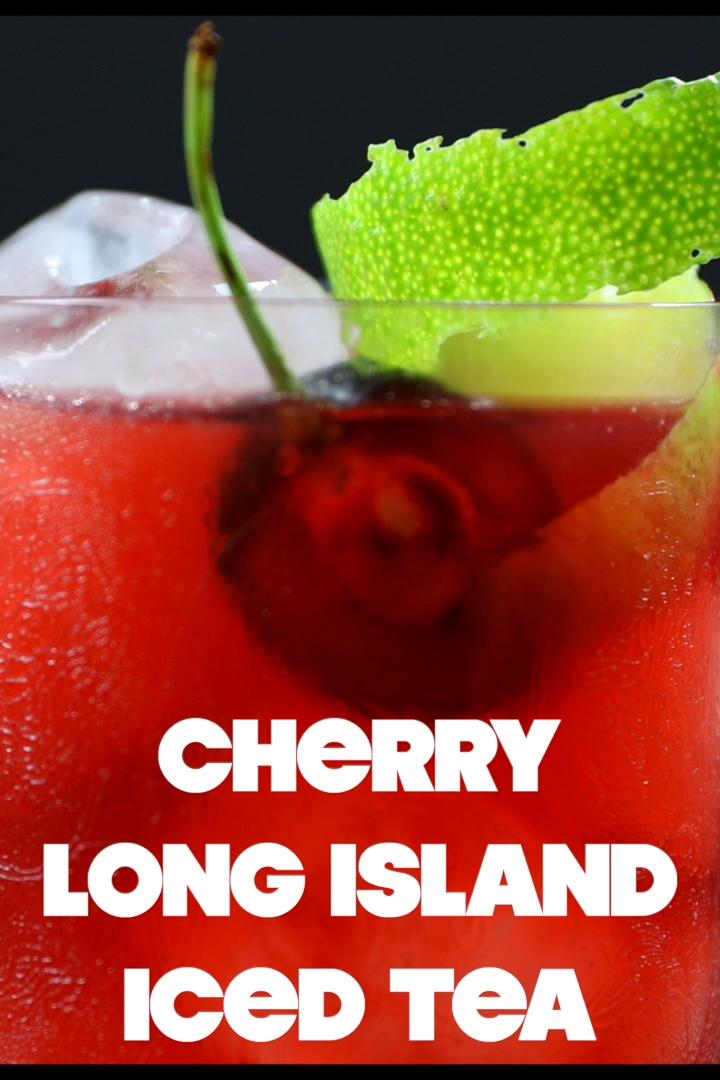 Cherry Long Island Iced Tea
