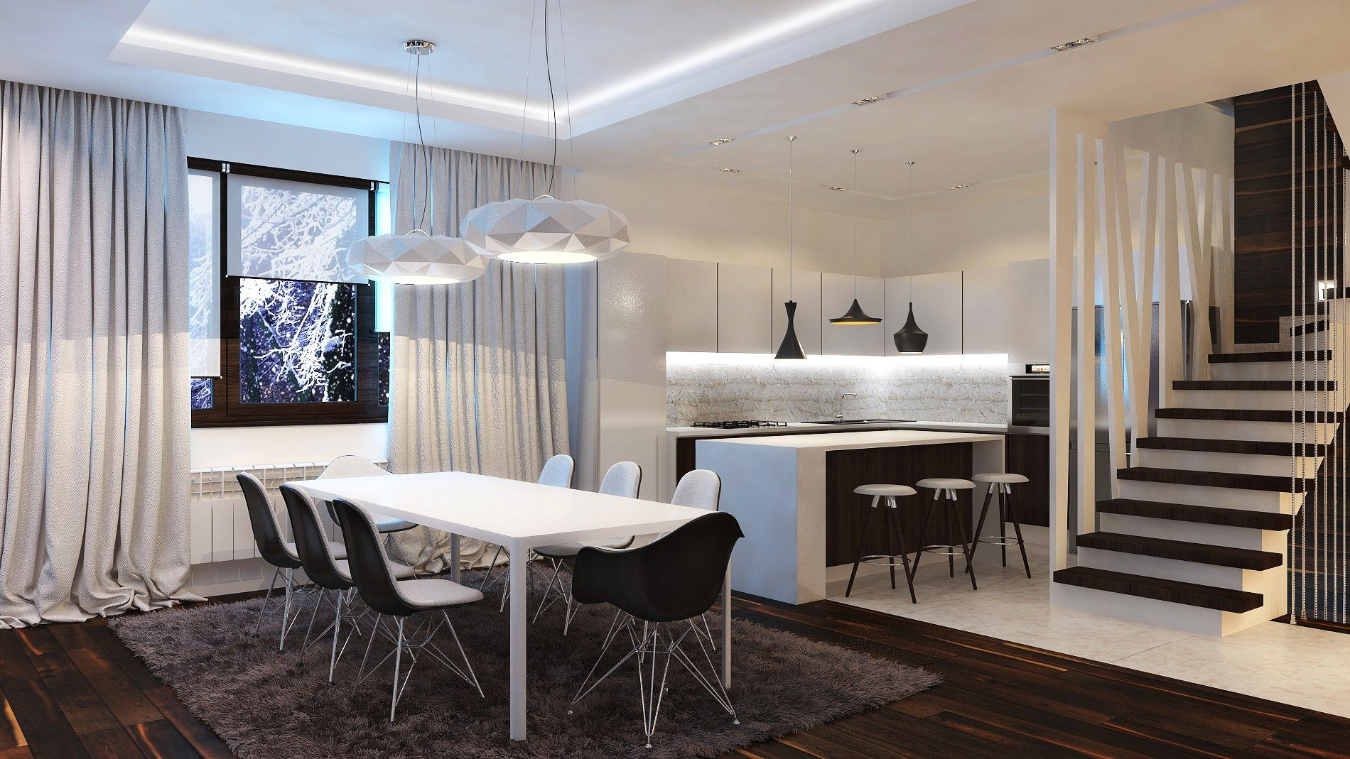 Black White Kitchen Designs 53 Best Ideas About Kitchen Lighting On Pinterest Contemporary