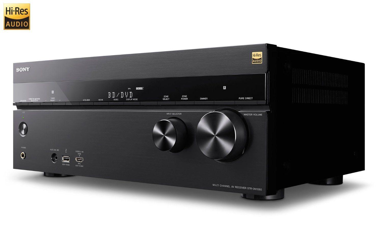 Nice Sony STRDN1060 7.2 Channel Hi-Res Wifi Network AV Receiver