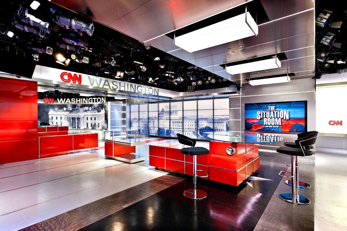 CNN Washington studio
