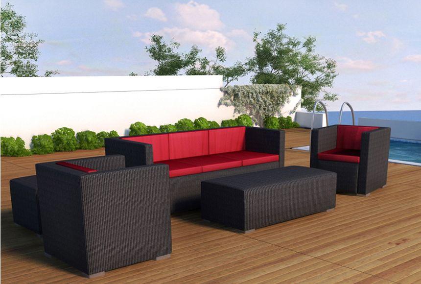 Outdoor Patio Sofa Set HIGH QUALITY AFFORDABLE wicker sofa set