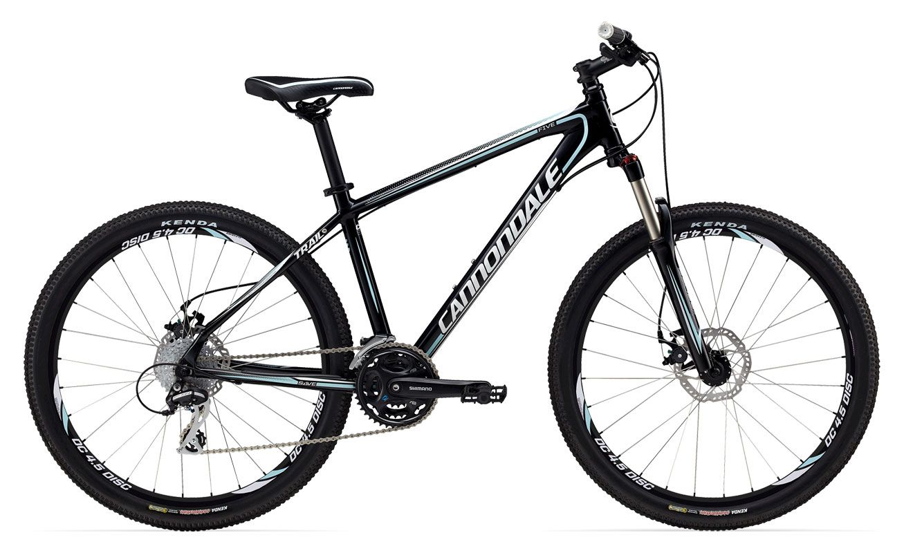 trail 6 black
