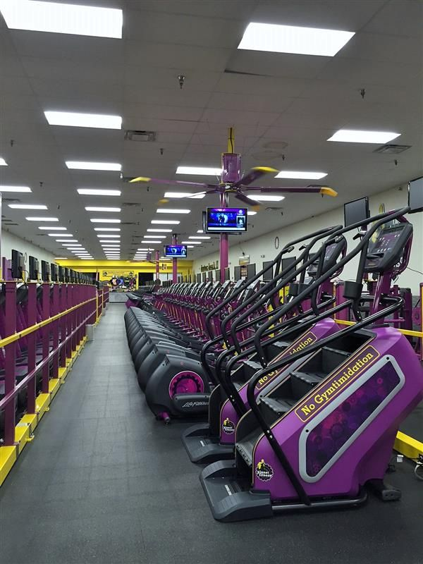 Planet Fitness Proud Home Of The Judgement Free Zone Planet Fitness Workout Planet Fitness Gym Gym Workouts