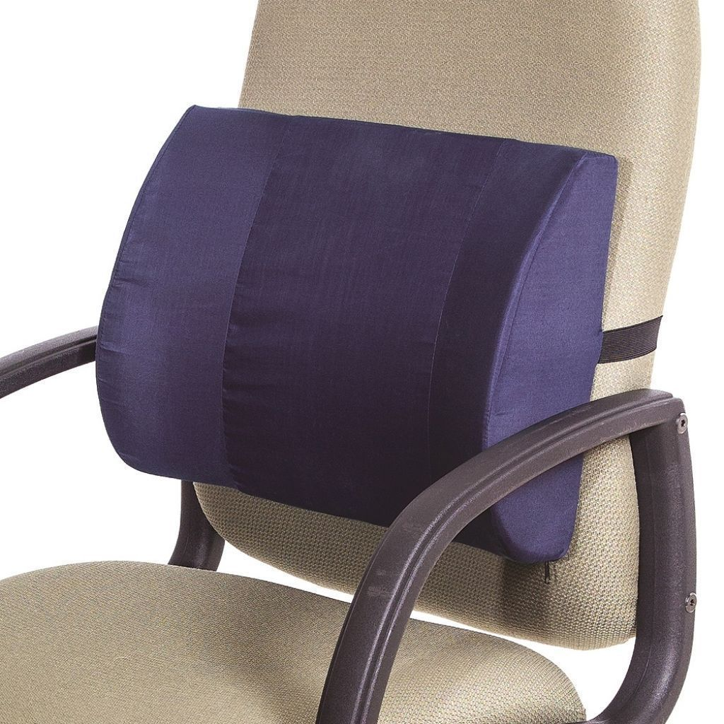 ergonomic back pillow for office chair cool storage furniture