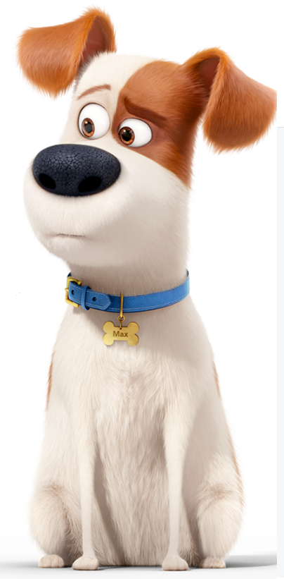 Pin em Secret Life Of Pets Printables