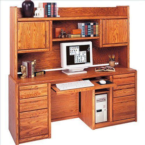 Excellent Kathy Ireland Home By Martin Furniture Wood Computer Desk Home Interior And Landscaping Ponolsignezvosmurscom