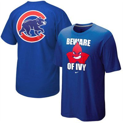 can never have too many cubs shirts ;)