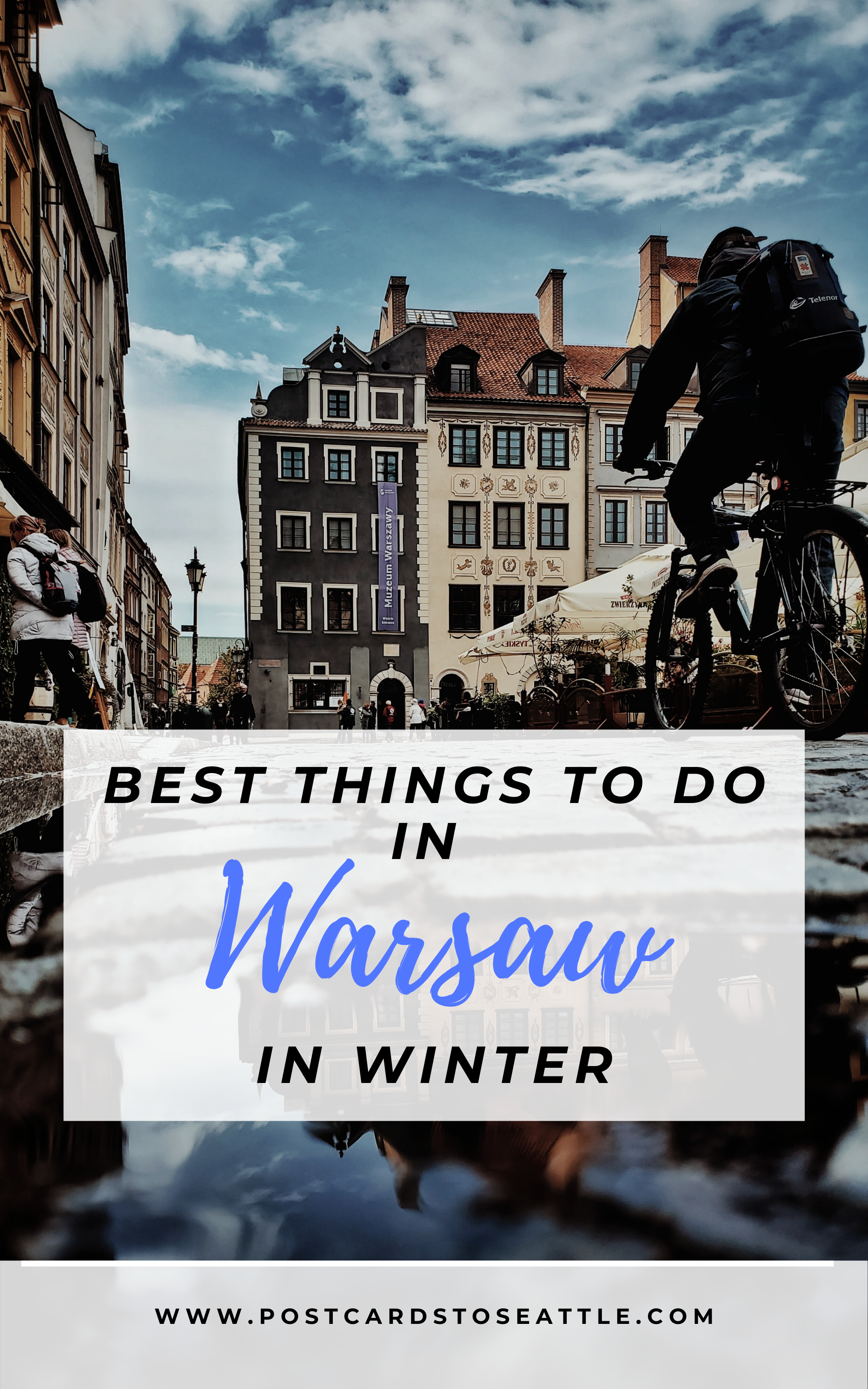 Headed to Warsaw in winter for your next trip? Here are 15 fun things to do in the winter in Warsaw that will keep you entertained and warm. #warsaw #wintervacation #europevacation #wintertrip #traveltips #poland #polandtrip