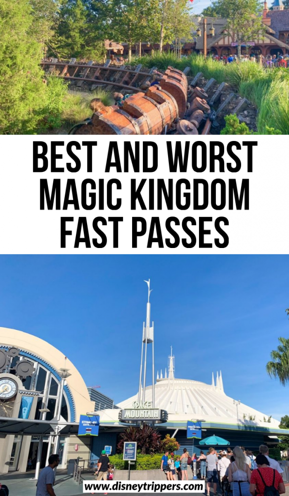 Best And Worst Magic Kingdom Fast Passes | 25 Best (And Worst!) Magic Kingdom Fa…