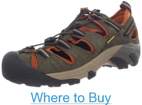 d050fddc1df8 KEEN Men s Arroyo II Hiking Sandal