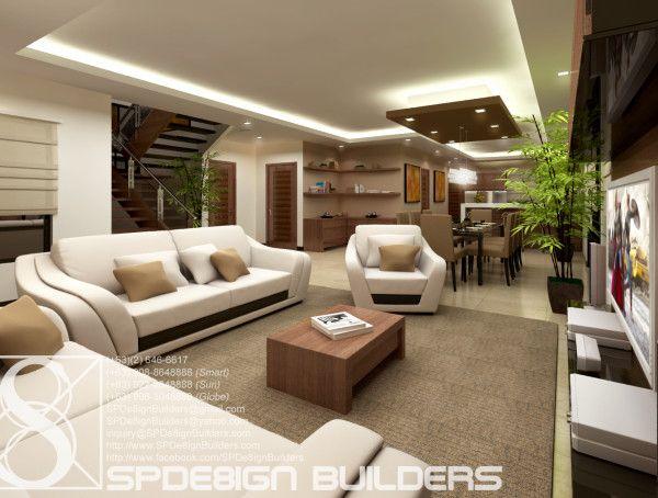 Residential Renovation Interior Design  Better Living  Spde8Ign Inspiration Living Room Designes Creative Design Decoration