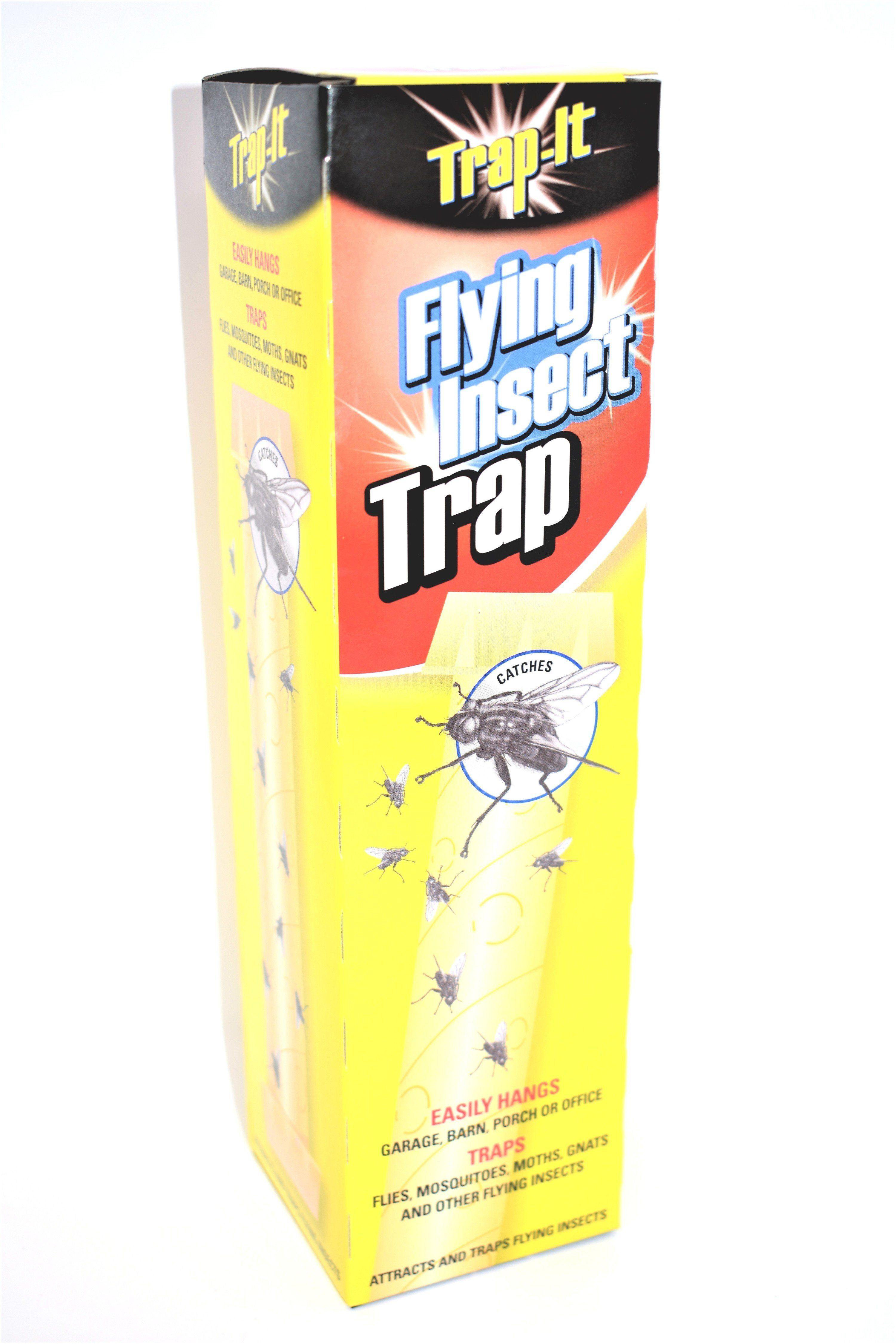 TrapIt Flying Insect Trap Flying insects, Insects, Glue