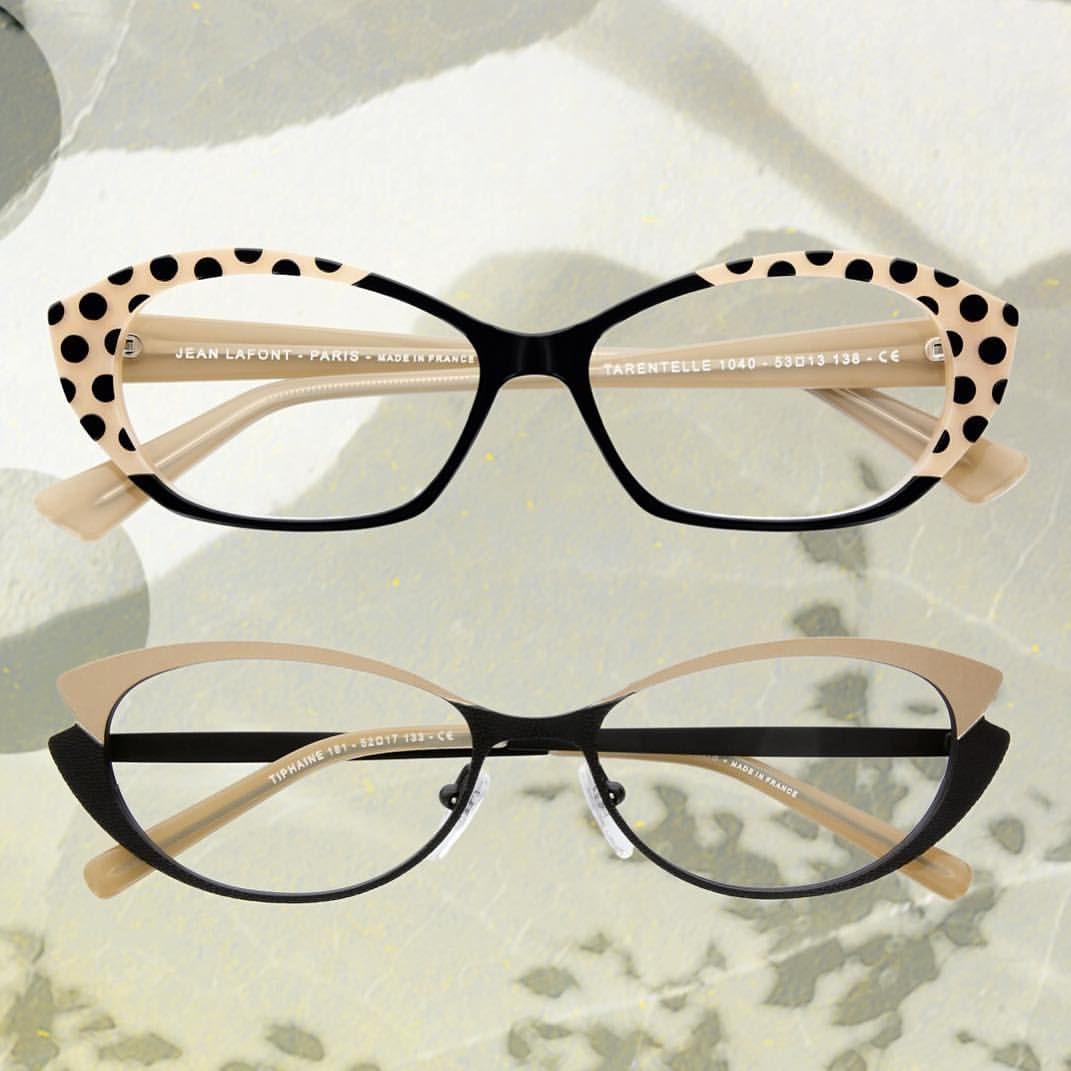 Jean lafont eyeglasses frames - Love Us Some Lafont Eyewear