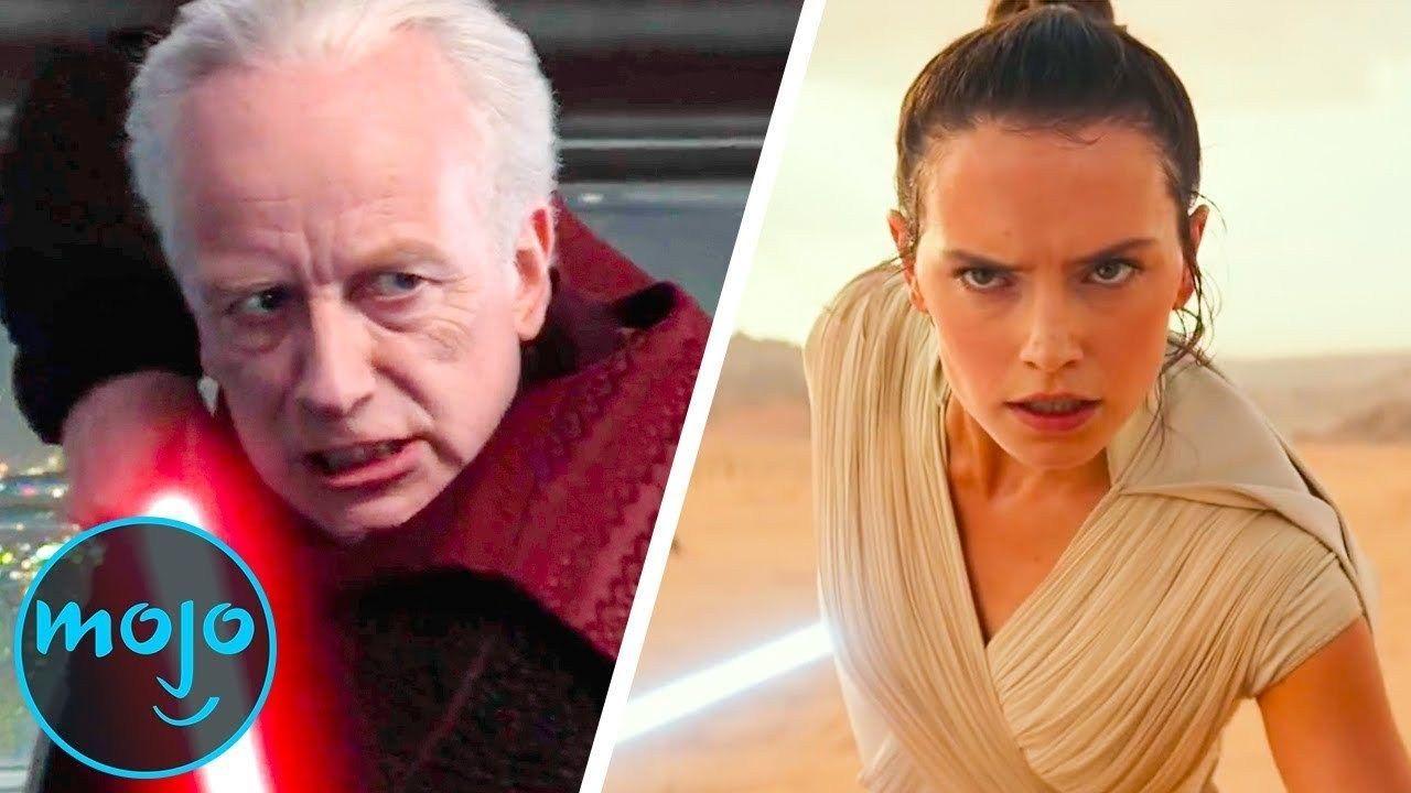 Star Wars Episode IX: The Rise of Skywalker Trailer Breakdown #starwarsmakeup Star Wars Episode IX: The Rise of Skywalker Trailer Breakdown #starwarsmakeup