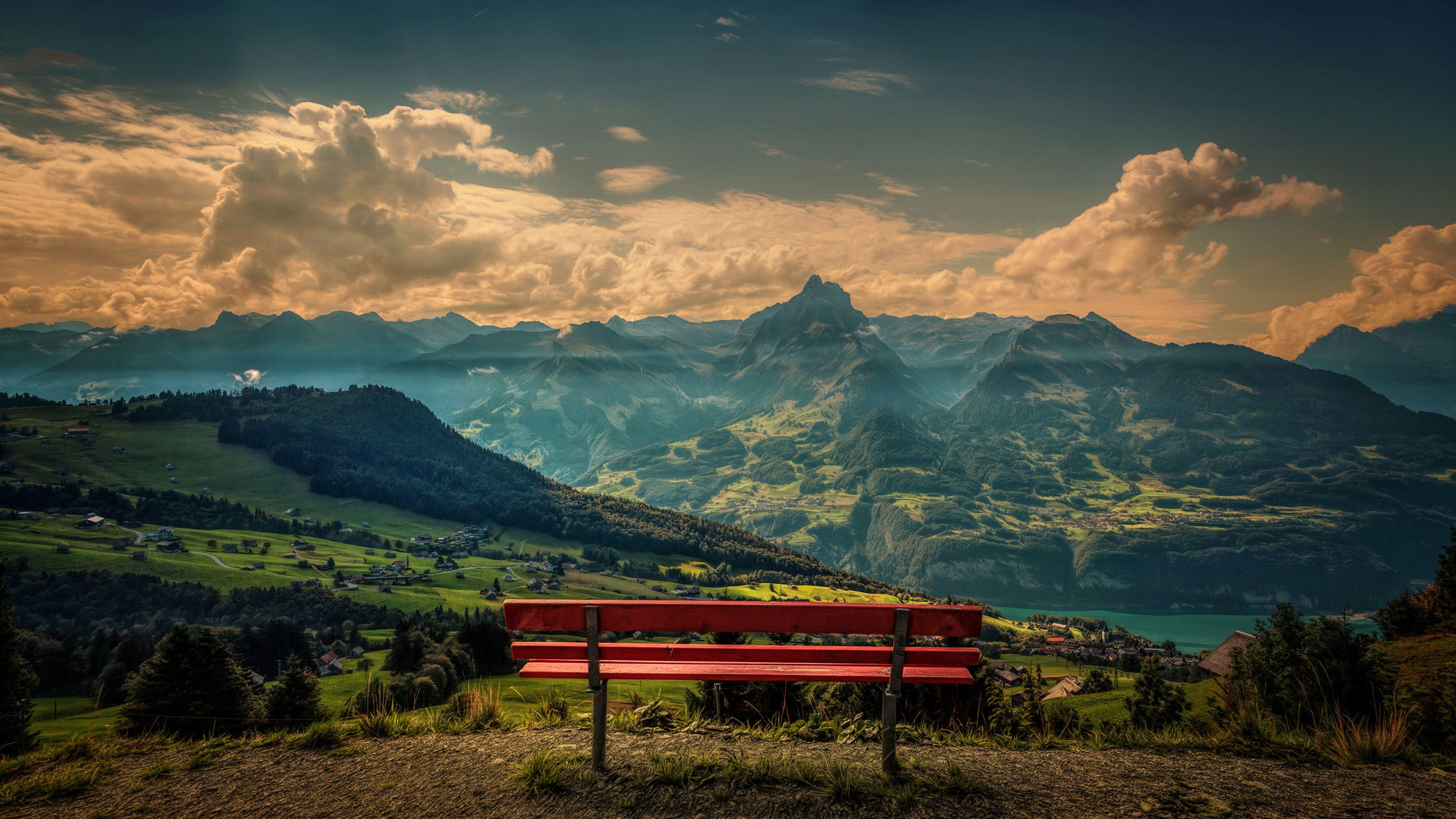 Switzerland Scenery 3840×2160 4K Wallpapers Landscape