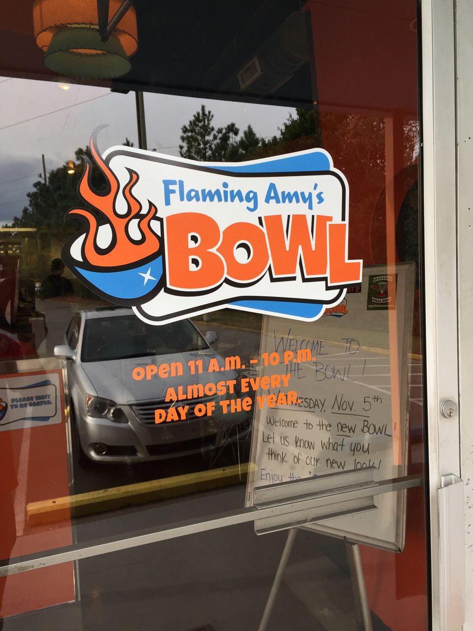 Flaming Amy S Bowl 4418 Shipyard Blvd Wilmington Nc And 3224