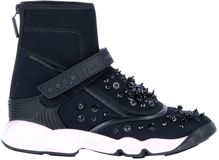 Dior, Designer shoes, Ankle sneakers