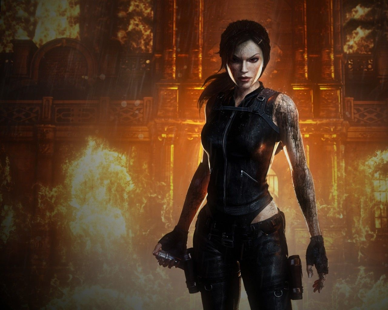 Lara Croft Lara Croft Wallpaper9 Hd Wallpapers Fan Full Hd