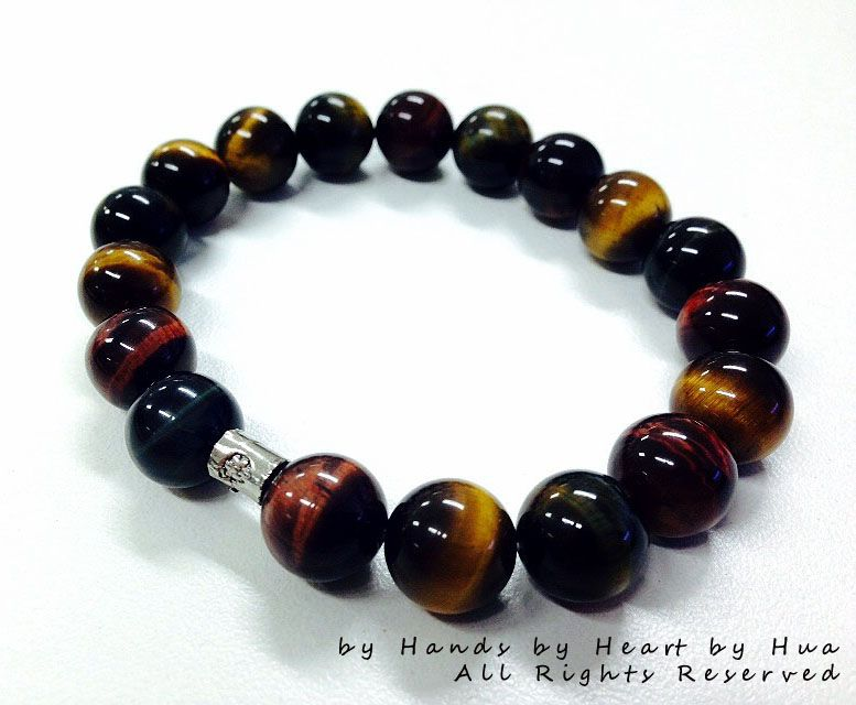 3 Colors of Tiger's Eye