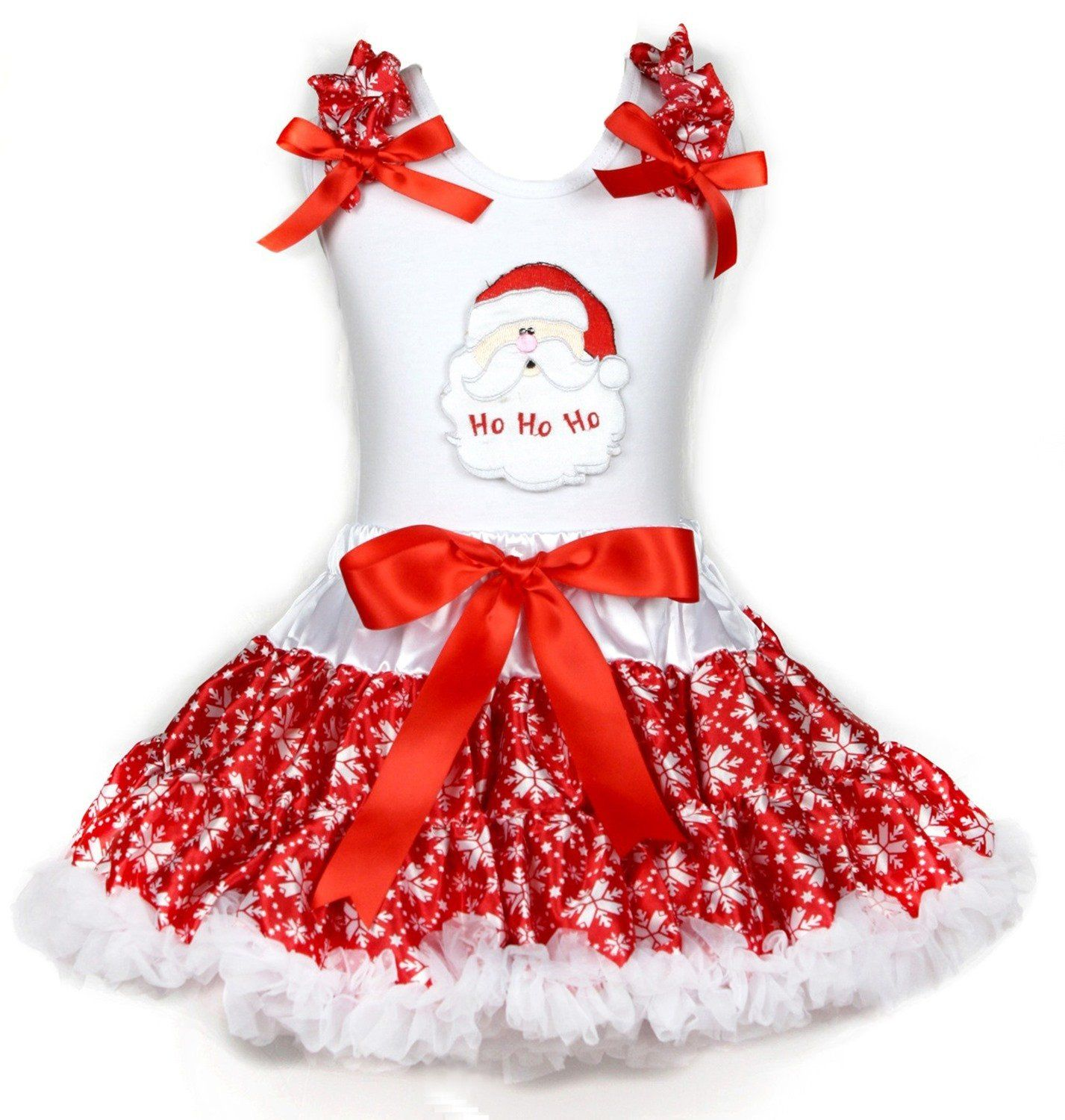 Petitebella 1st Birthday Dress White Shirt Red White Dot Skirt Outfit Set 1-8y