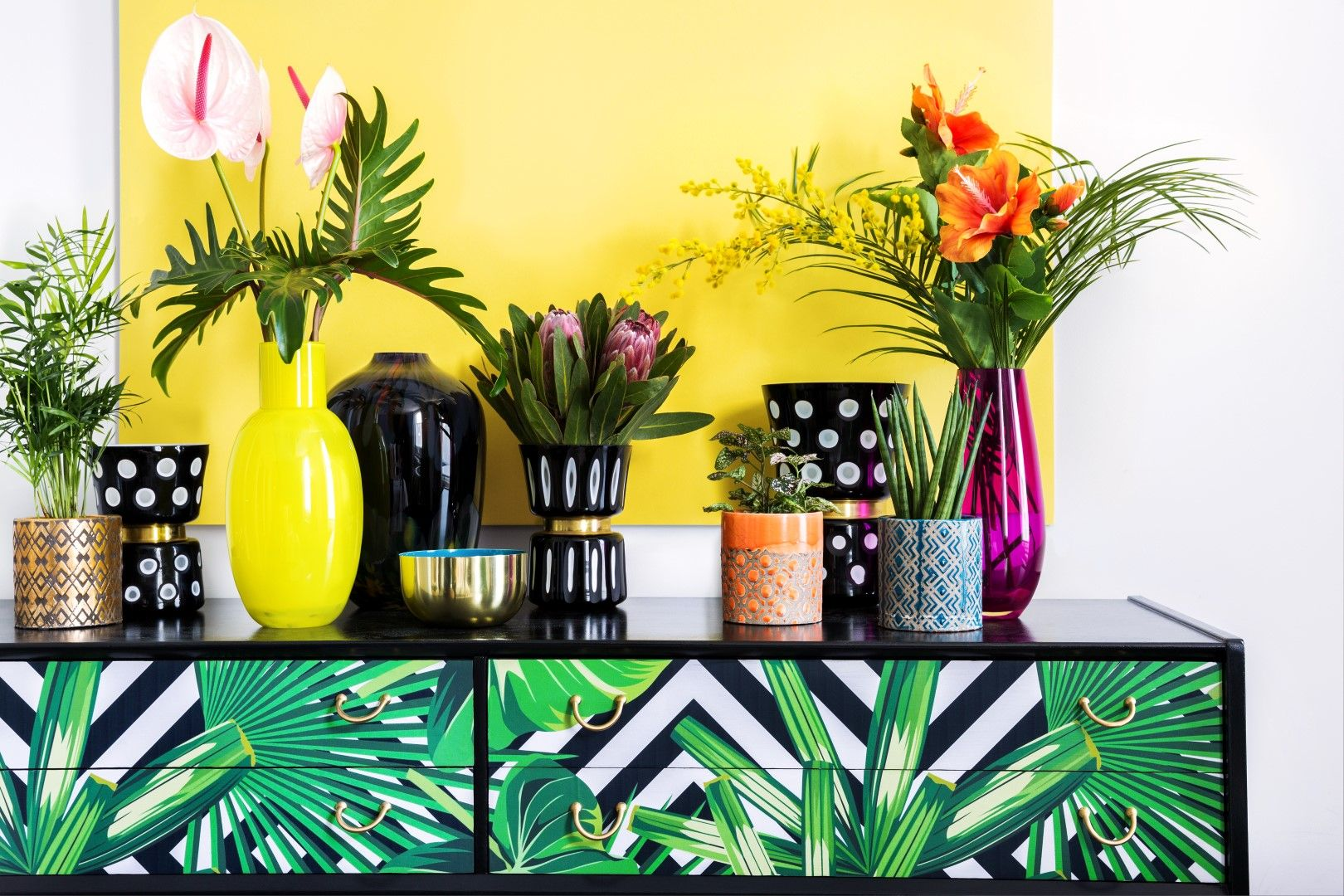 Discover the New Arcade Trend from A by Amara is part of Bohemian Home Accessories Colour - The brand new A by Amara SS18 Collection is launching soon  Discover colourful interior design ideas with the Arcade trend & get exclusive early access to the new designs