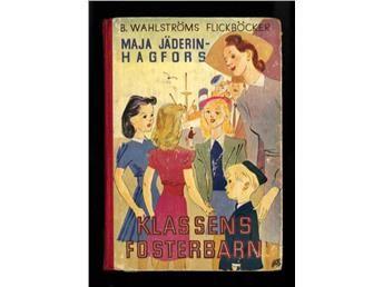 # 309 MAJA JÄDERIN-HAGFORS - KLASSENS FOSTERBARN UTG 1941