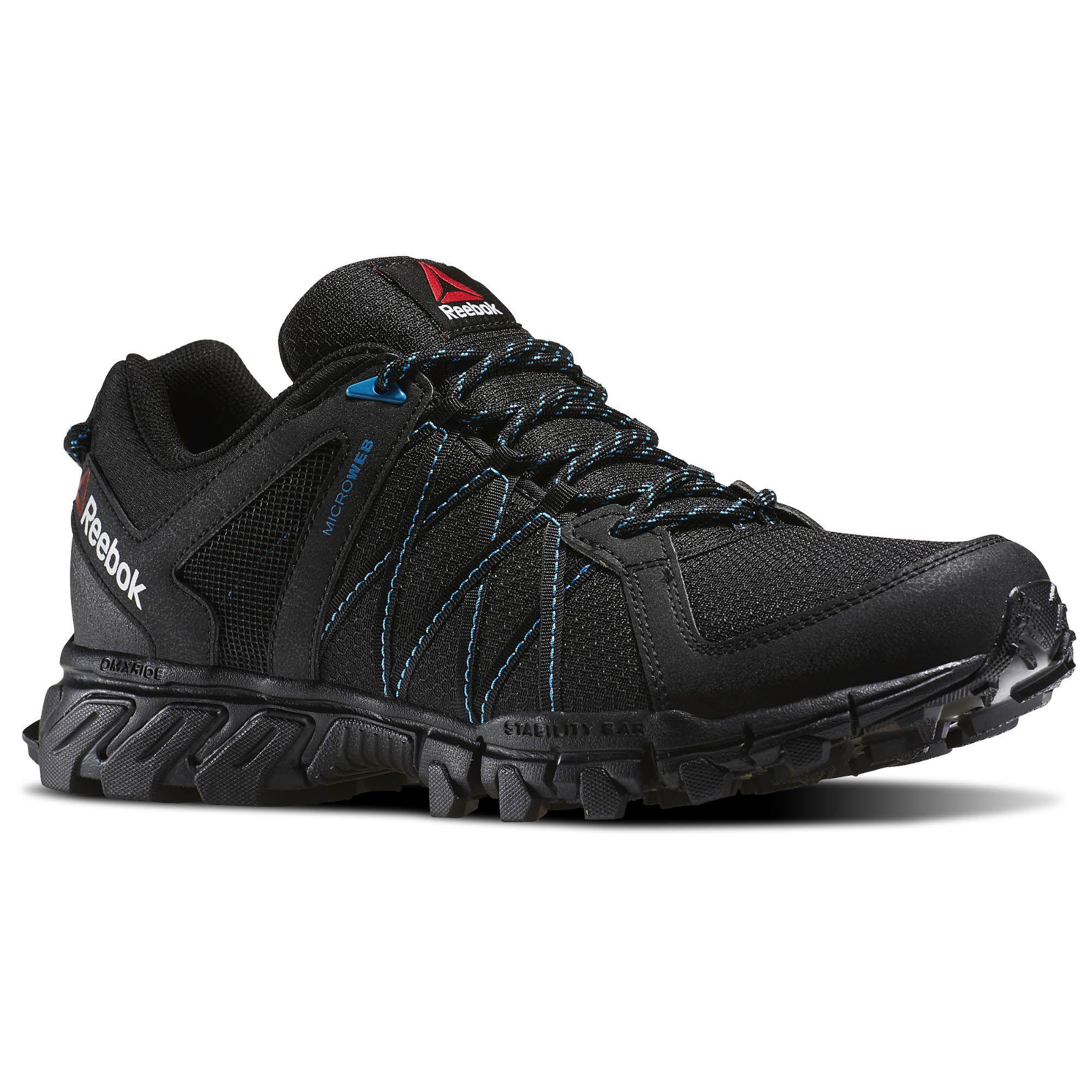 Reebok AR0097 TRAILGRIP RS 5.0 Siyah Erkek Yürüyüş Koşu Ayakkabısı