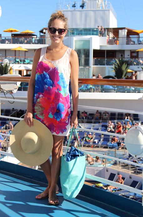 Cruise Diary: What I Wore, Part 1