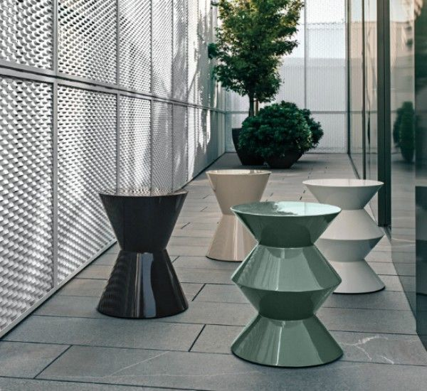 Cesar A Coffee Table / Pouf Outdoor | comodini | Pinterest ...