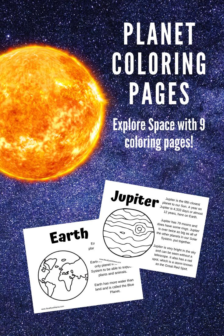 Space Explorations Planet Coloring Pages Planet Colors Neptune Facts [ 1102 x 735 Pixel ]
