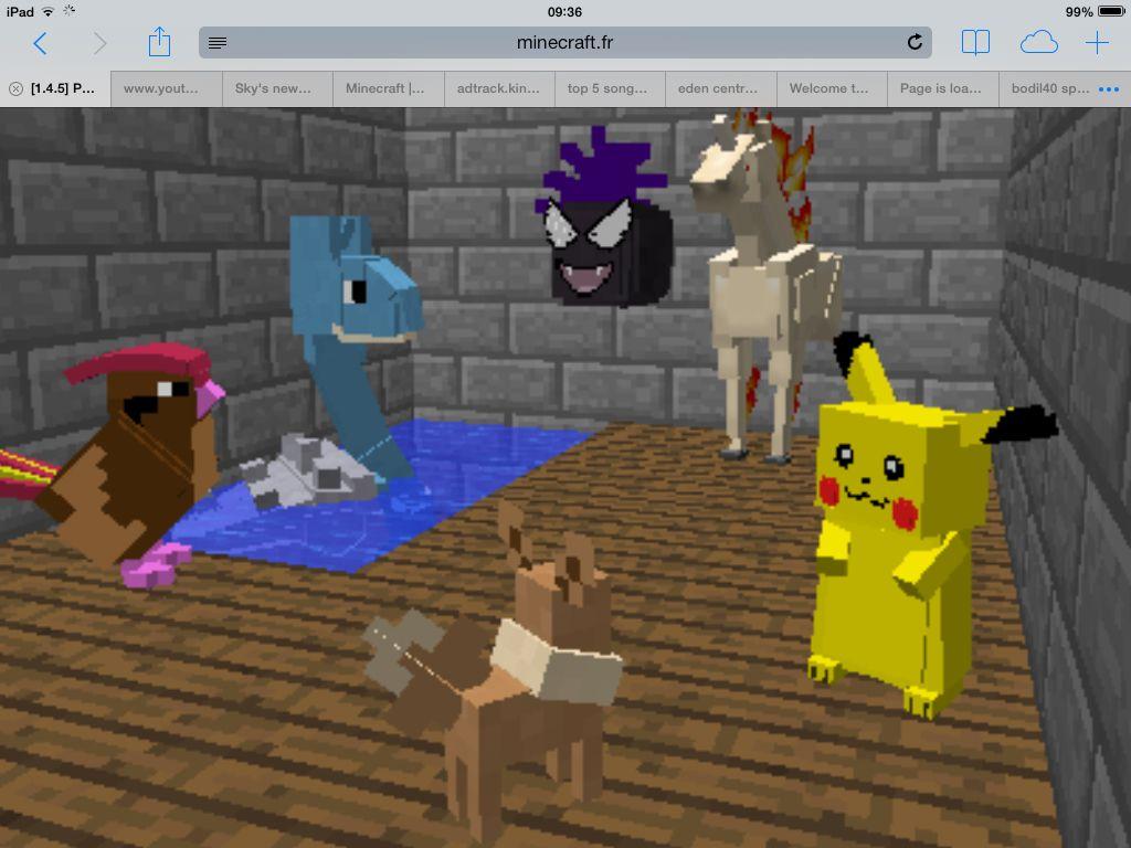 Pixelmon mod | Minecraft Mods | Pixelmon minecraft
