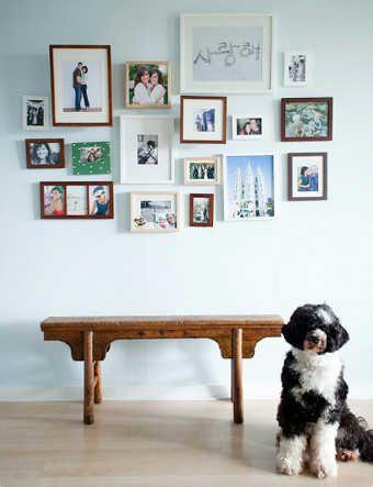 Cómo decorar mi cuarto con fotos Paredes - Decora Ilumina