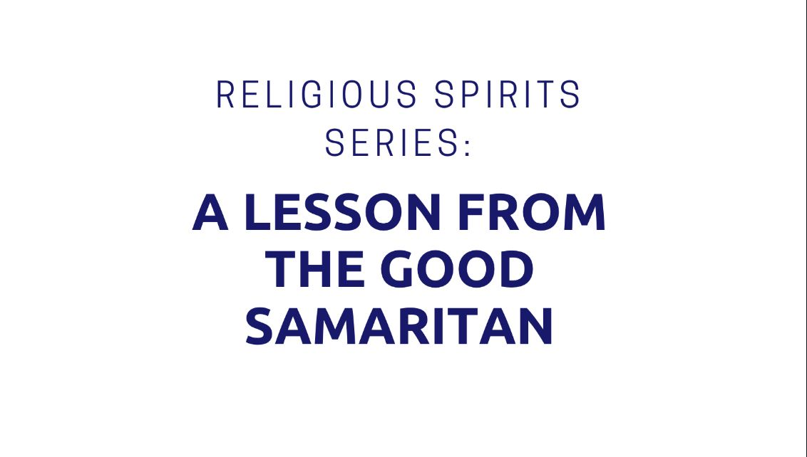 "Is it possible to be ""too biblical""? Let's find out as we dive into the parable of The Good Samaritan. #christianblogger #christianblog #christianinspiration #faith #loveyourneighbor"