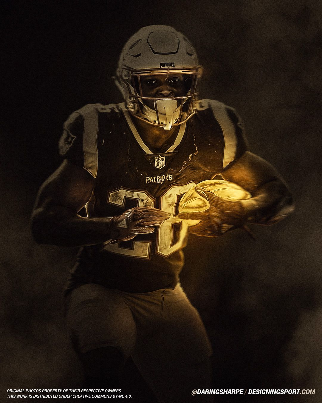 outlet store sale eb779 0295a Sony Michel, New England Patriots | Patriots | New England ...