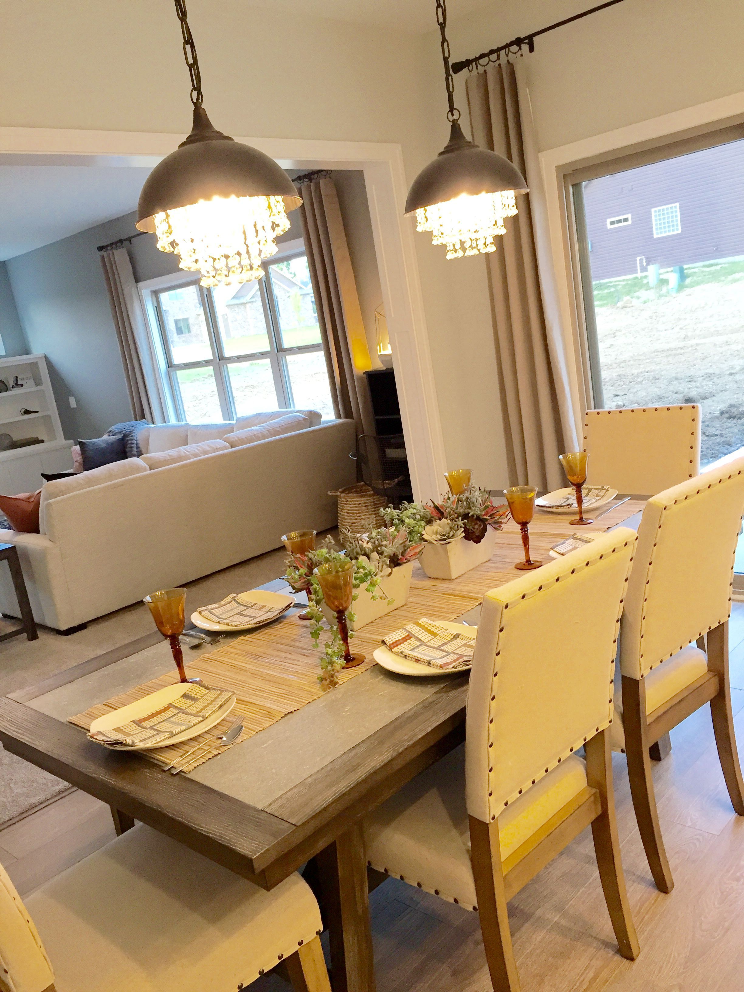 Loving the ceiling bling! | Home decor, Home, Dining table on Dining Table Ceiling Design  id=85669