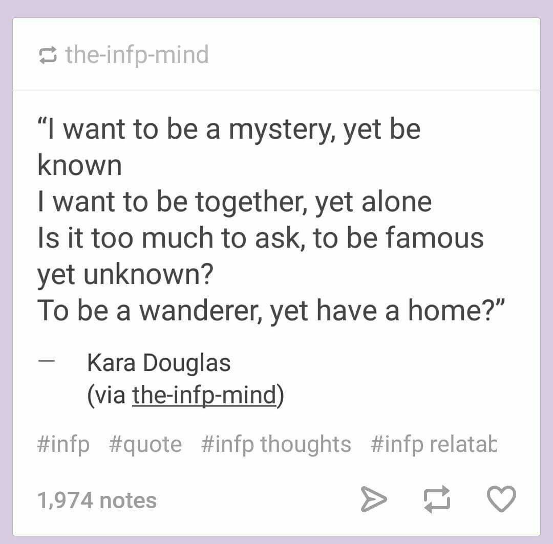 Controlled Insanity - The Random Musings of a Crazy Girl - INFP things