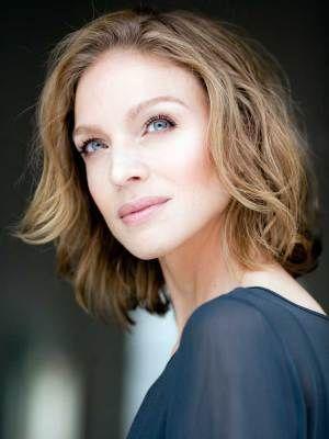 lighting is nice. maybe to wistful | Kristin lehman. Haute hair. Beautiful face