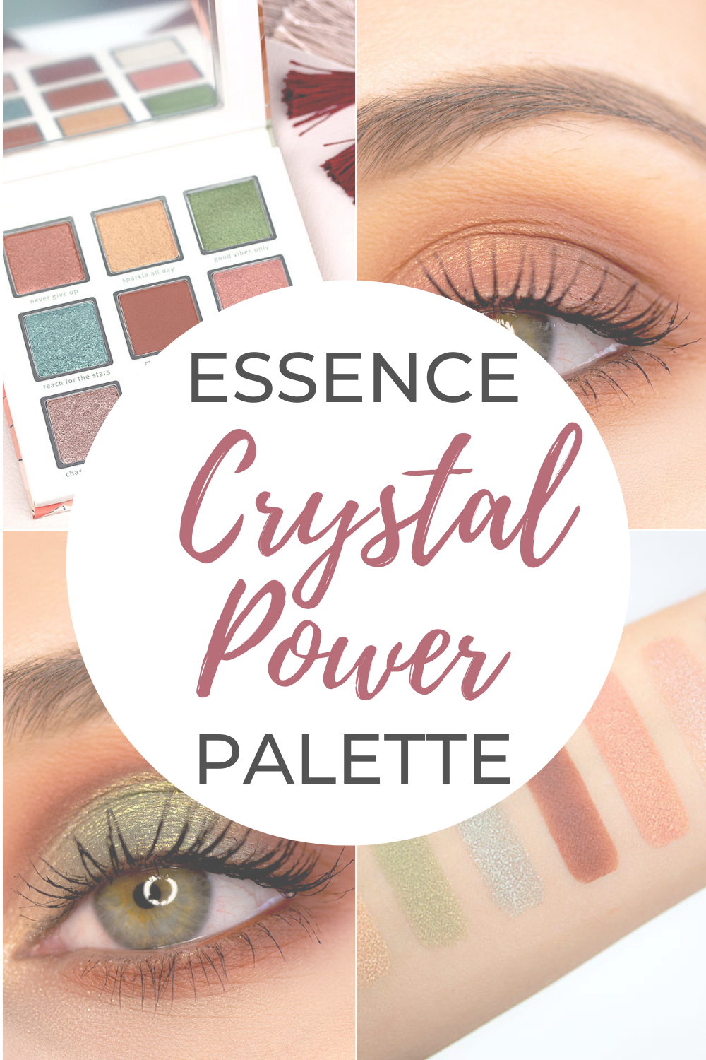 Photo of Die neue essence Lidschattenpalette 2019