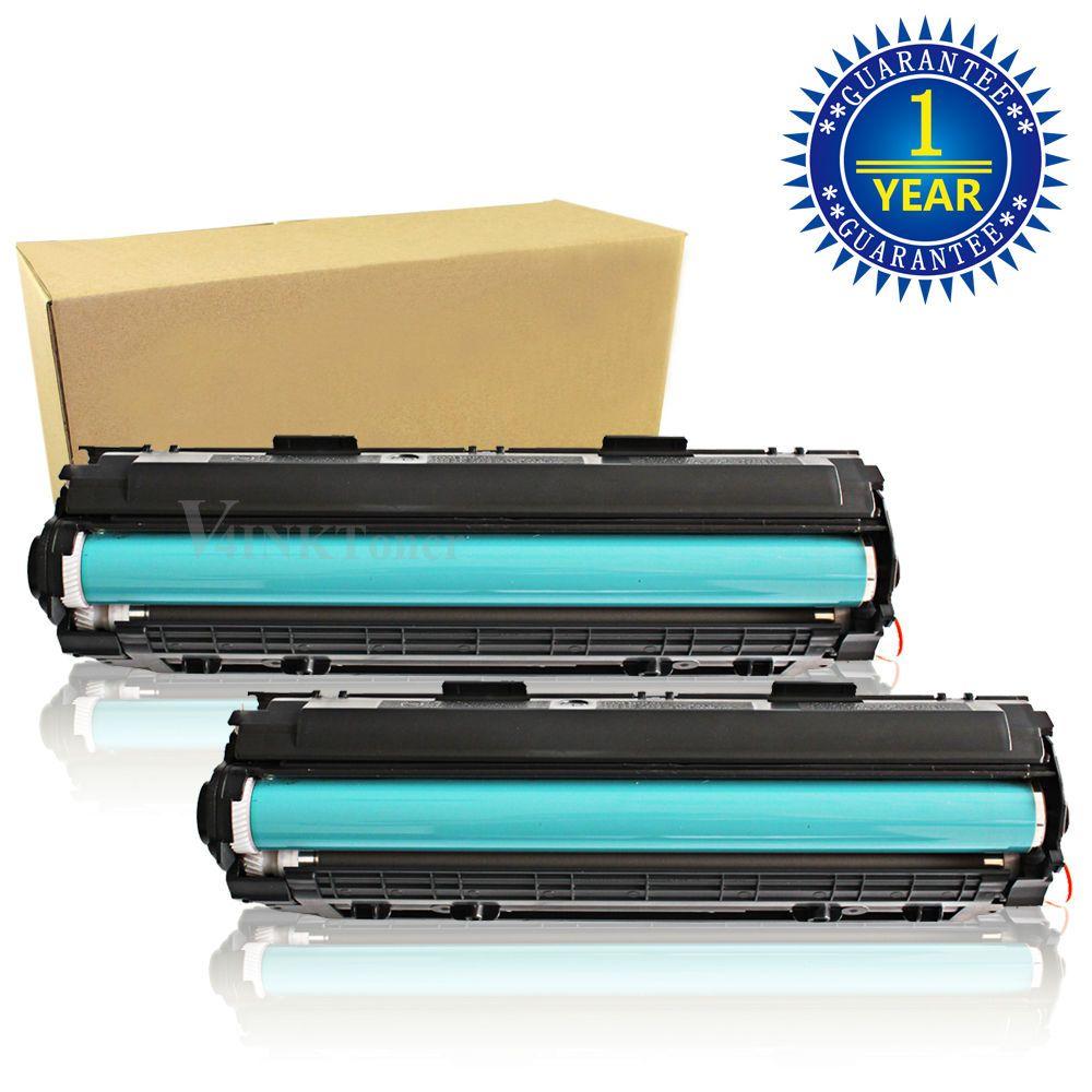 2p For Canon 128 Toner Cartridge Black For Imageclass D530 D550