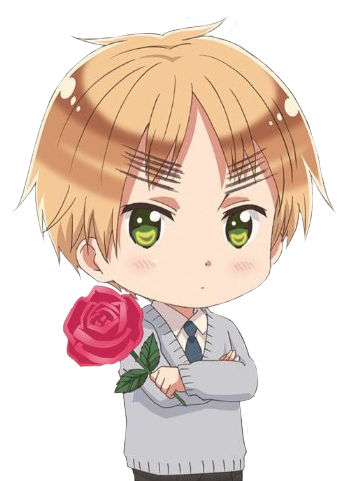 Arthur offering you a rose - Art by aphwy.co.vu (england gives me rose!! *cries* --whovian mode ON-)