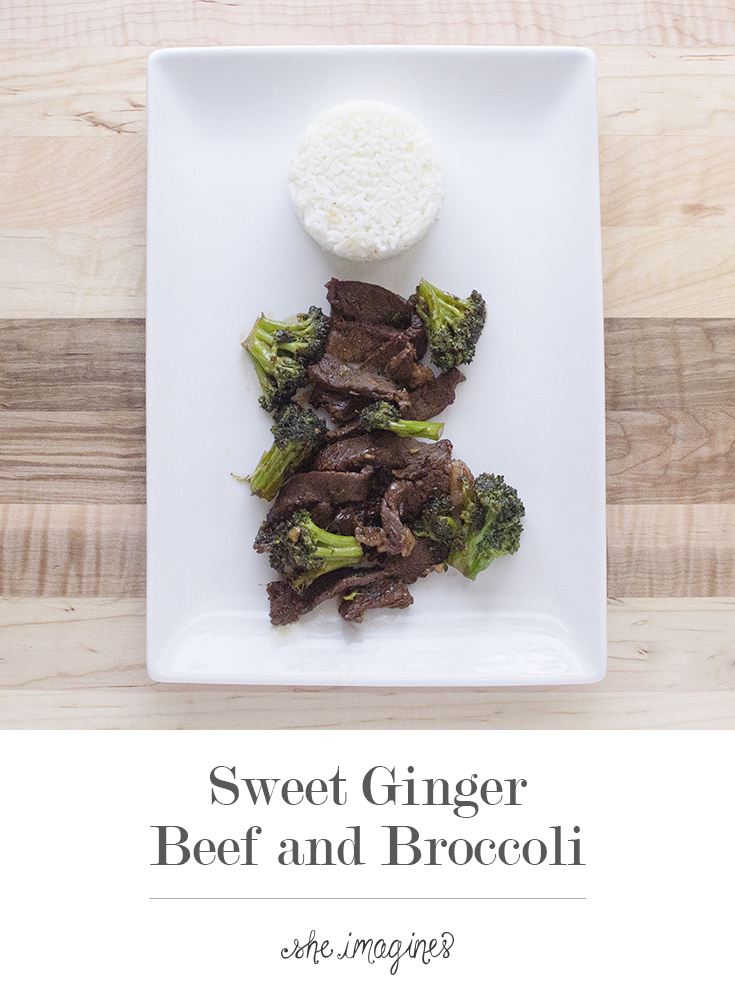 This sweet and succulent recipe will leave your tastebuds tingling for more. It makes for the most tender beef slices with a hint of sweet ginger for the perfect alternative to Chinese take-out. Plus, it's healthier, cheaper and more satisfying!