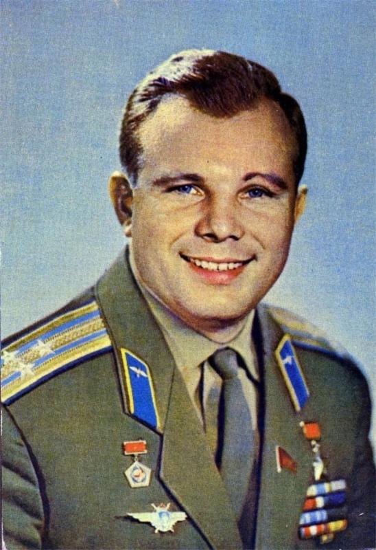 cosmonaut yuri gagarin - photo #22