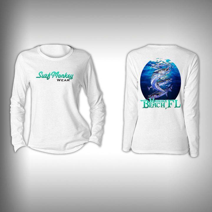 Kingfish womens performance shirt fishing shirt for for High performance fishing shirts