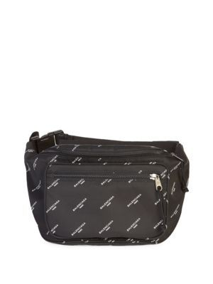 8b650cc51b BALENCIAGA Explorer Belt Pack. #balenciaga #bags #belt bags #polyester  #nylon #